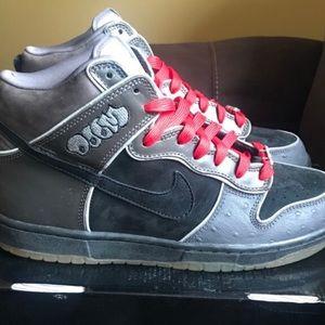 "Nike ""MF Doom"" SBs Size 9"